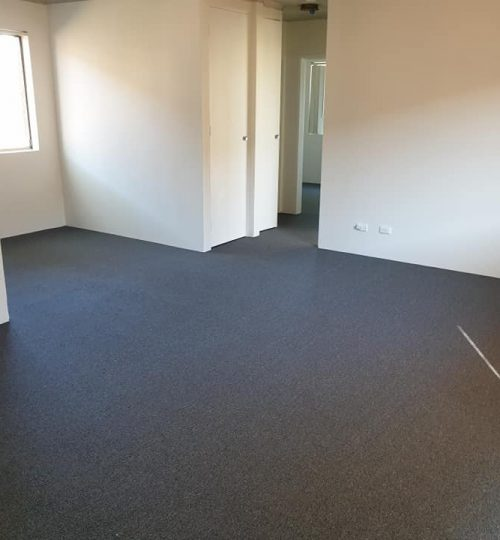 carpet connect-installation-kings domain-apartment