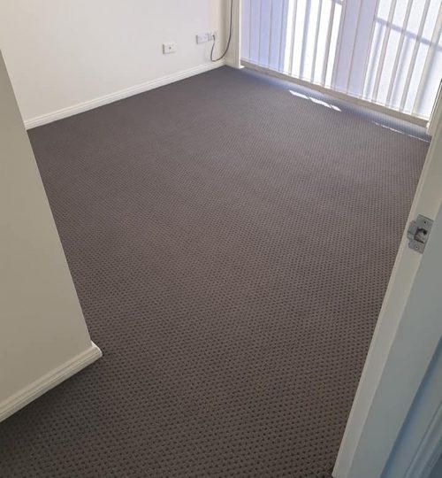 carpet connect-installation-pattern-bedroom