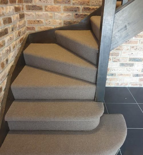 carpet connect-kings domain-installation-staircase