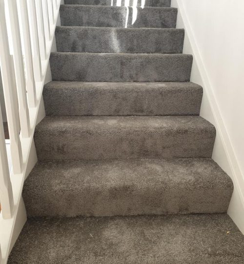 highbury place-steel-carpet connect-installation-stairs